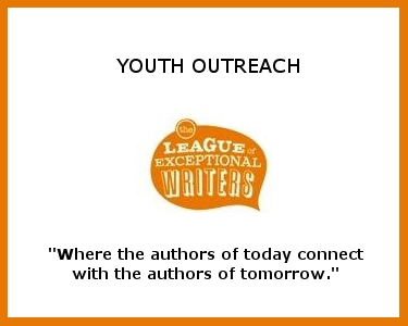 "YOUTH OUTREACH ""Where the authors of today connect with the authors of tomorrow."" This FREE event, focusing on the middle grade crowd of 8-14 year olds, will be held every second Saturday from October to May at 2-3 pm at the Cedar Hills Crossing Powell's. Since Powell's has a story program for kids up to age 7, this mentoring session will be the next thing for ""big kids."" Tell grade schoolers and middle schoolers whom you know! The event is sponsored by SCBWI Oregon and Powell's Books."