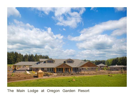Oregon Garden Resort Lodge