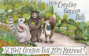SCBWI-Fall-Retreat-2014