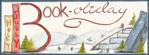 SCBWI Holly Jolly BOOK-oliday banner